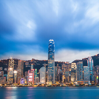 Internship in Hong Kong