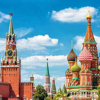 Internship in Russia