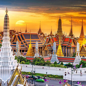 Internship in Thailand