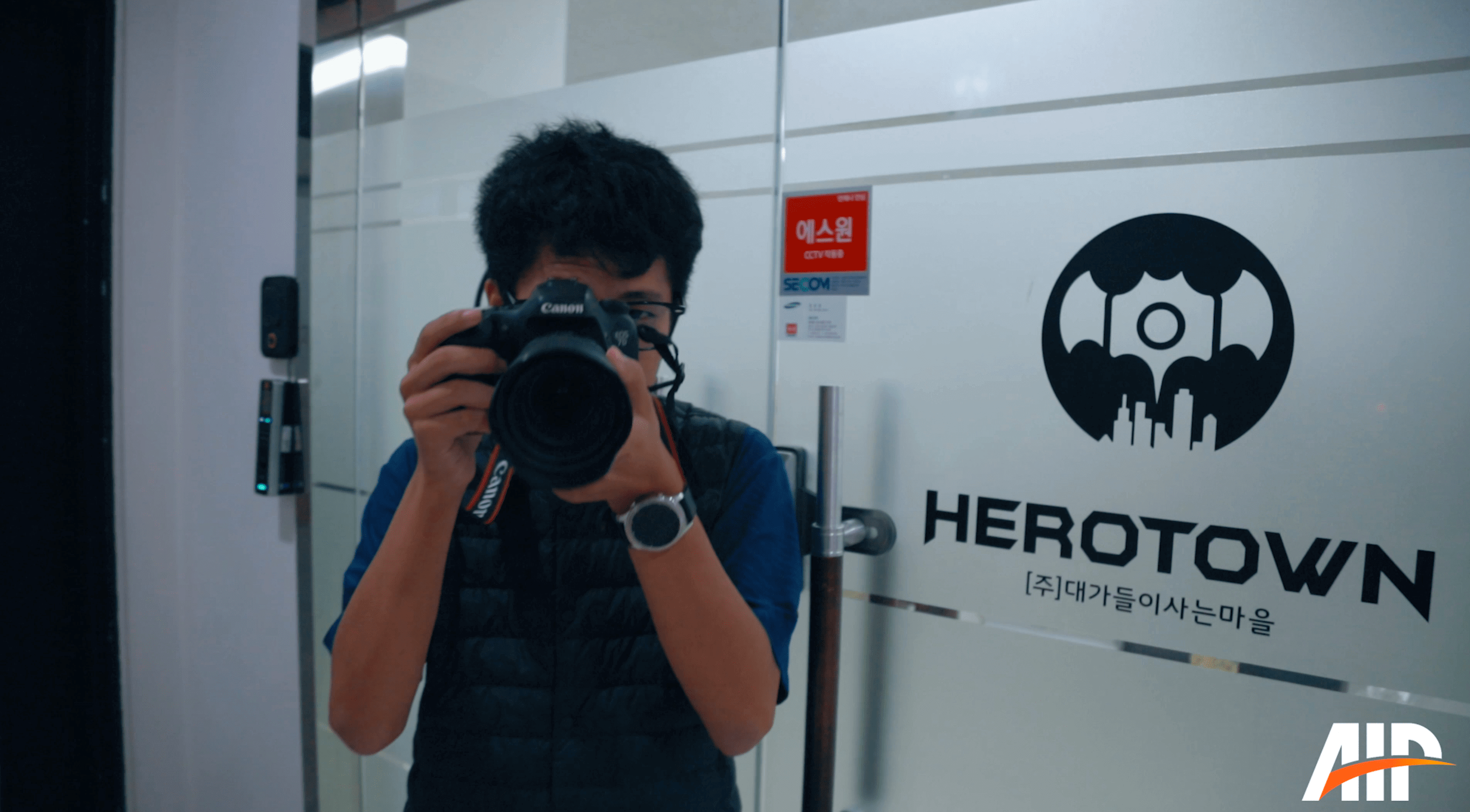 AIP - Jared Lau | Photography Internship in Seoul, South Korea