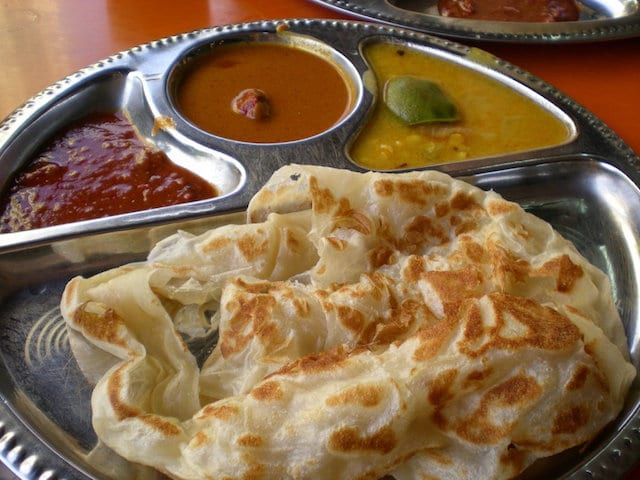 Malaysia food top 10 eats that are insanely delicious asia a very popular dish in the malaysia food spectrum roti canai bears a lot of indian influences forumfinder Gallery