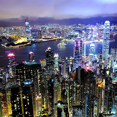 Hong Kong Internship destination