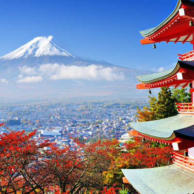 Japan Internship destination
