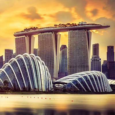Singapore Internship destination