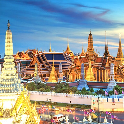 Thailand Internship destination