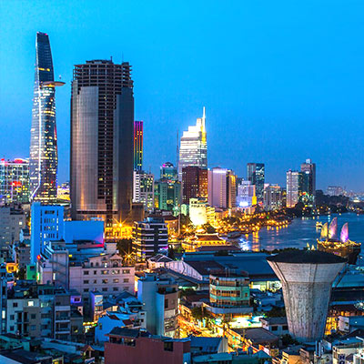 Vietnam Internship destination