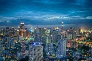 Business development internship in thailand