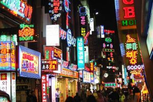 Marketing internship in korea