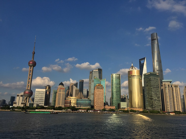 engineering internship in china