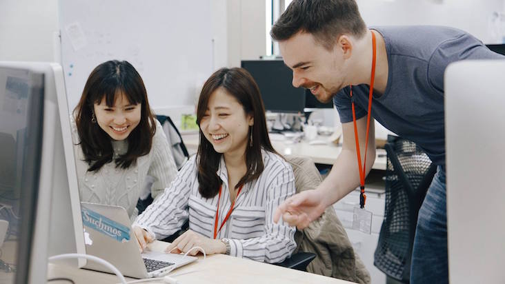 hr internship in japan