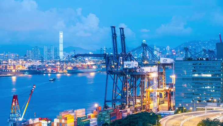 supply chain internship in hong kong