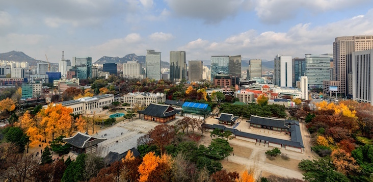 real estate internship in korea